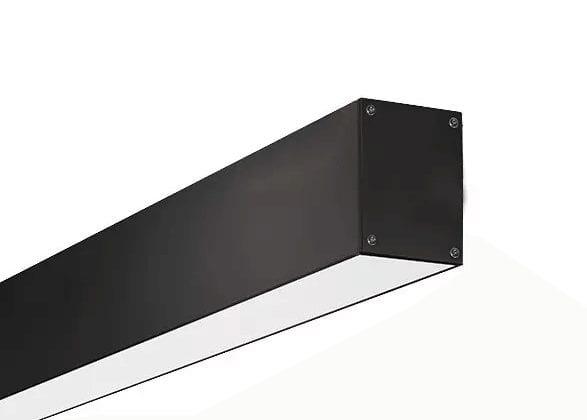 Osram Led Lineer Aydınlatma Armatürü Siyah Profil 60x55x85 Cm
