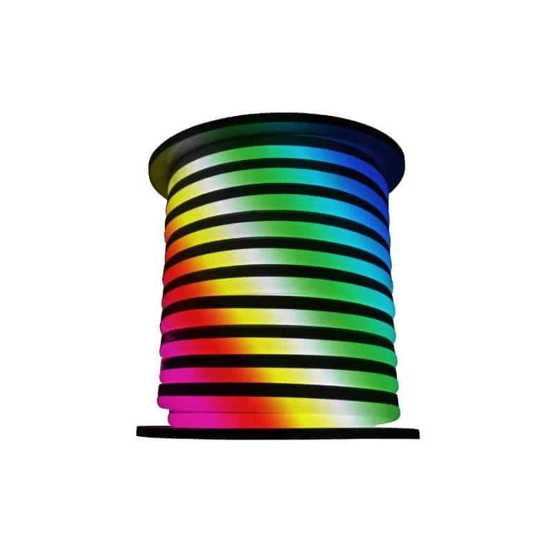 Şerit Neon RGB 2835 220 Volt 50 mt.-min