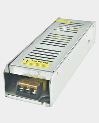 Slim Trafo 12 Volt 3A 36w Metal Kasa 85x60x35 mm