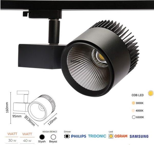 Philips Led Ray Spot 02035.