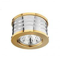 Kristal Cam Armatür Gold CMS-530G