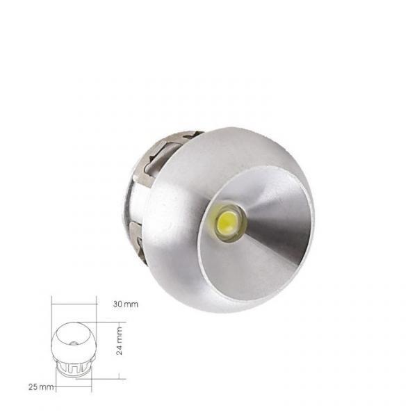 Dekoratif Mini Led Spot Alüminyum 16308