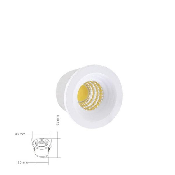 Mini Cata Led Spot 16325
