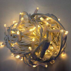 10 Metre Led Işık Beyaz Kablolu 16473