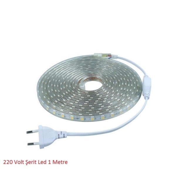 220 Volt Şerit Led 16582