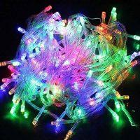 Fişli Led Işık RGB 10 Metre 16476
