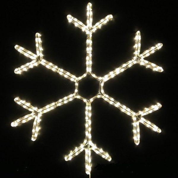 Kar Tanesi Led Işık 16591