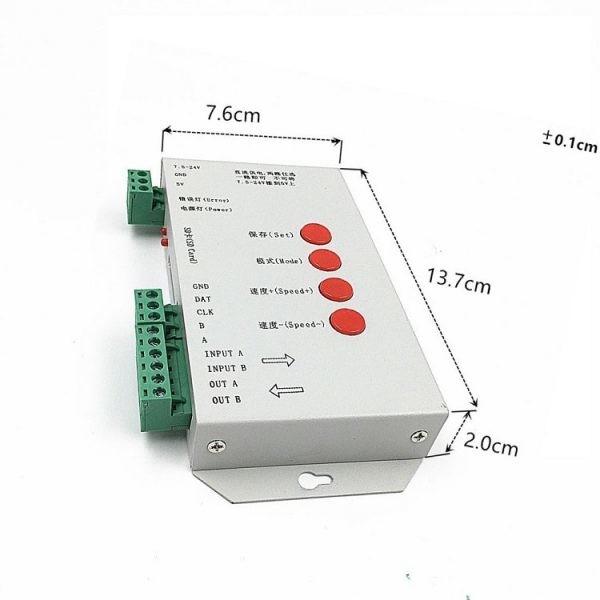 Pİxel Led Kontrol Kartı T1000S 16451-min