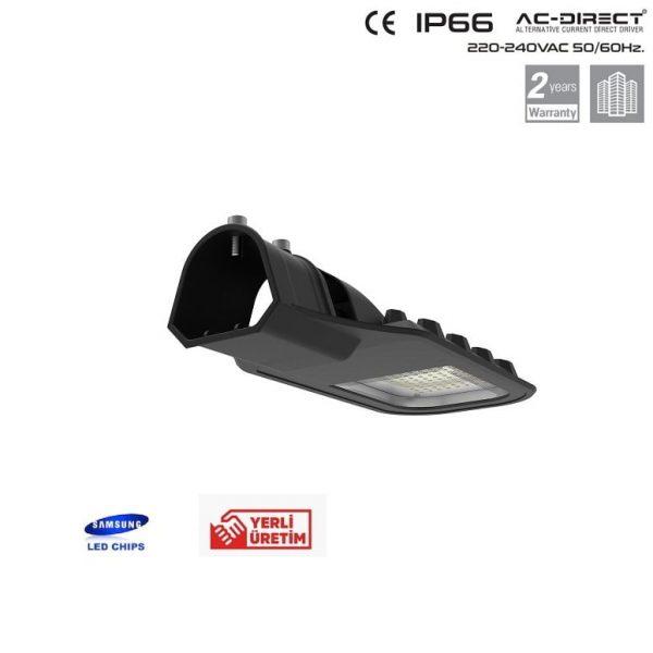 100 watt led sokak armaturu 17016