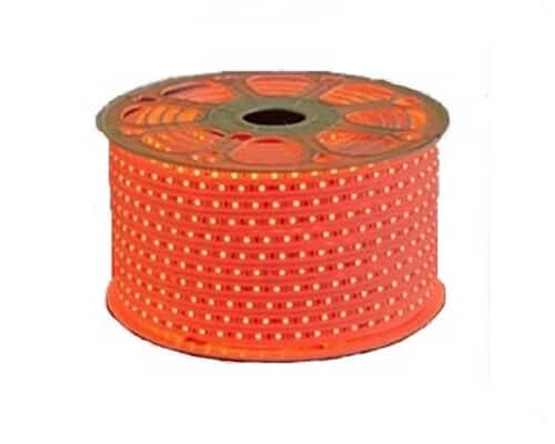 Kırmızı Şerit Led 220 Volt 16904