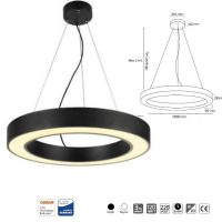 Lineer Led siva uzeri Simit armatur 17105