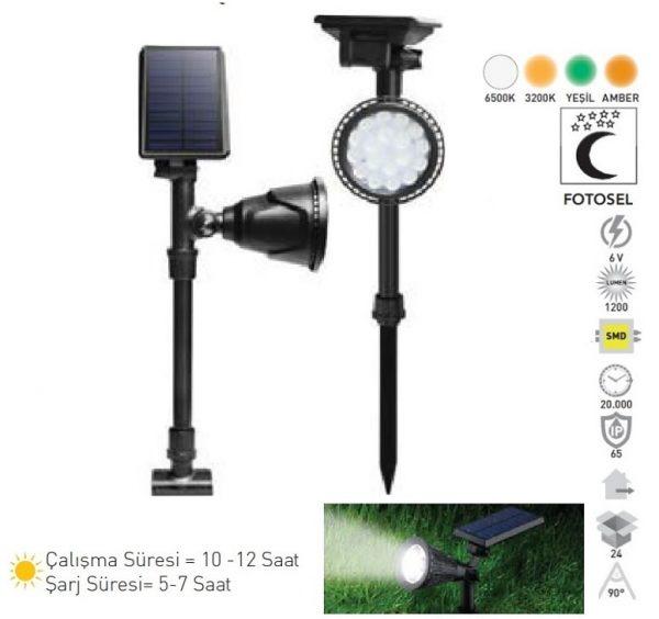 Solar Spot Lamba 17215